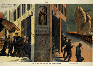 The in and the out of our penal system [1909]